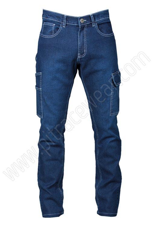 Pantalone Jeans blu